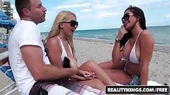RealityKings -Aaliyah Love Destiny Dixon Levi Cash – Booty B
